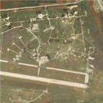Hama Air Base (Google Maps)
