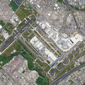 Lester B. Pearson International Airport (Google Maps)