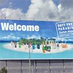Welcome (Duty Free Paradise) (StreetView)