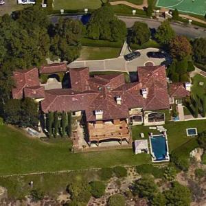 Adam Venit's House (Google Maps)