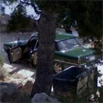 Grace Kelly documentary car (StreetView)