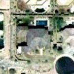 Scott Schoeneweis' House (Google Maps)