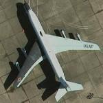 "Boeing EC-18B ""ARIA"" (Google Maps)"