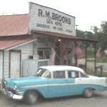 R. M. Brooks Gen. Mdse. Groceries Dry Goods Notions (StreetView)