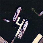 Fire boats (Google Maps)