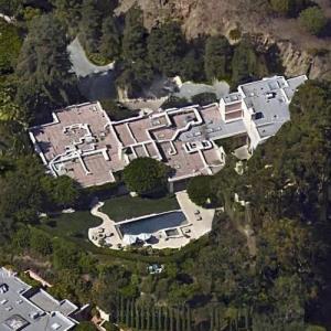David Overton's House (Google Maps)