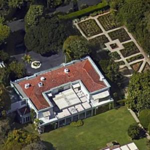 Tom Ford's House (Formerly Betsy Bloomingdale's) (Google Maps)