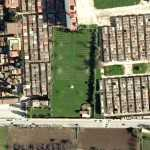 Caserta war cemetery (Google Maps)