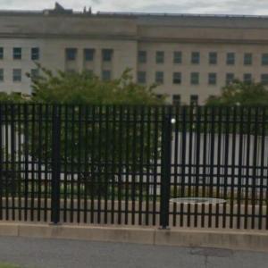 Pentagon Memorial (StreetView)
