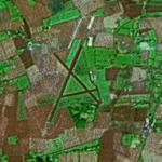 RAF Tibbenham (closed) (Google Maps)