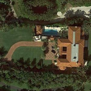Jeffrey Jacob's house (Google Maps)