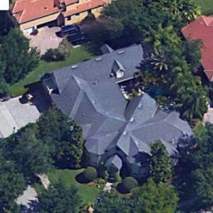 Jim Awtrey's house (Former) (Google Maps)