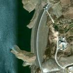 Beliche Dam (Google Maps)