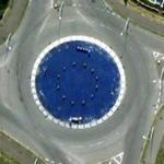 Roundabout (Google Maps)
