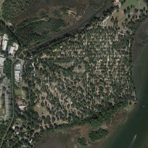 Bonaventure Cemetery (Google Maps)