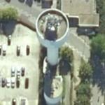 Wasserturm Tamm (Google Maps)