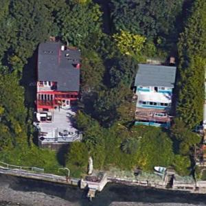 Ann Rule's House (deceased) (Google Maps)