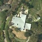 Chris Carter's House (Google Maps)