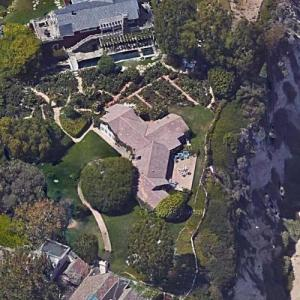 Barbra Streisand's House (Google Maps)