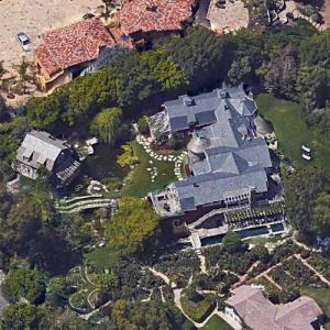 Barbra Streisand's House (Google Maps)
