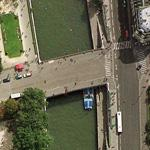 Pont au Double (Google Maps)