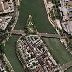 Pont Sully (Google Maps)