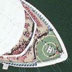 Lifeboat drill on Royal Caribbean cruise ship (Google Maps)