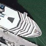 Carnival Cruise Lines' Carnival Victory (Google Maps)