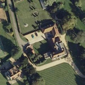 Mark Webber's House (Google Maps)