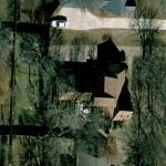 Jack Parnell's House (Google Maps)
