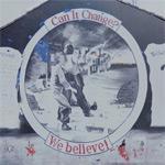 'Can it Change? - We believe!' mural (StreetView)