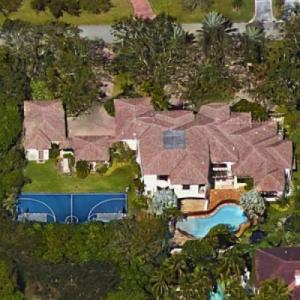 detailed look 93977 ef34e Penny Hardaway s house in Pinecrest, FL - Virtual Globetrotting