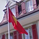 Vietnam flag (StreetView)