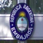 Embassy of Argentina in Berne (StreetView)