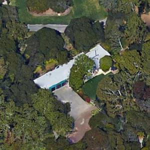 Miley Cyrus's House (Google Maps)