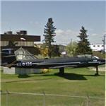 Avro Canada CF-100 Canuck (StreetView)