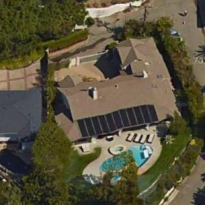Amaury Nolasco's house (Google Maps)