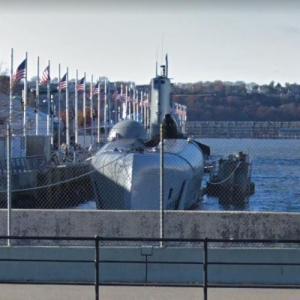 USS Growler (SSG-577) (StreetView)