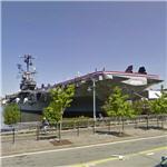 USS Intrepid (CV-11) (StreetView)