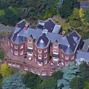 Rafael Benitez's House (Google Maps)
