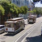 San Francisco cable cars (StreetView)