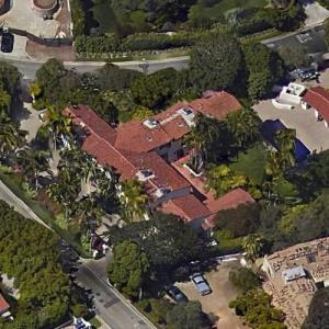 George Lucas's House (Google Maps)