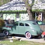 Old Car (type?) (StreetView)