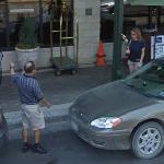 Arguing (StreetView)