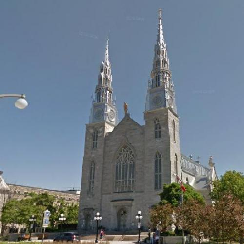 Notre-Dame Cathedral Basilica (StreetView)