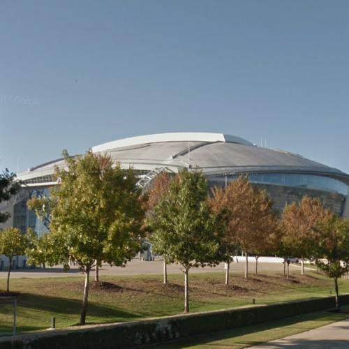 AT&T Stadium (StreetView)