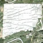 'Cretto' by Alberto Burri (Google Maps)