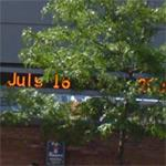 July 16, 2009 (10:14 am) in Toronto (StreetView)
