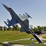 "Canadair CF-5A ""Freedom Fighter"" (StreetView)"
