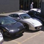 Lamborghini & Porsche (StreetView)